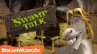 Does Donkey Have A Secret Admirer? | SWAMP TALK WITH SHREK AND DONKEY