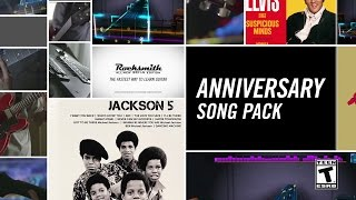Anniversary Song Pack - Rocksmith 2014 Edition Remastered DLC
