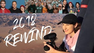 The Year That Changed My Life Forever! | 2018 REWIND