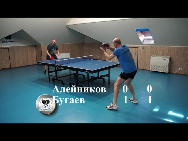 Бугаев Александр - Алейников Василий Турнир Панорама весна 2020