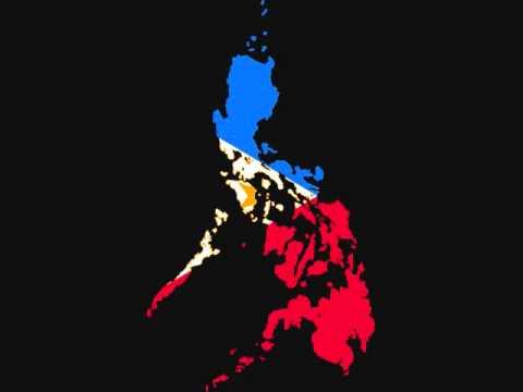 Lagu Kebangsaan Filipina : Lupang Hinirang