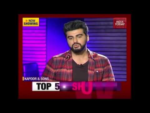 In Da Club : Anil Kapoor In Conversation With Arjun Kapoor | Exclusive