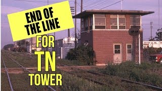 End Of the Line For TN Tower
