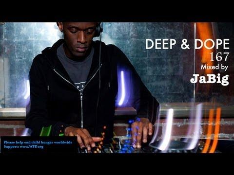 Late Night Deep Progressive & Jazz House Music DJ Mix by JaBig - DEEP & DOPE 167