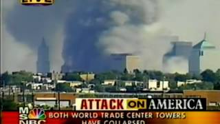 Woolworth building   footage during 911World trade center attacks   alleged missiles SD, 854x480