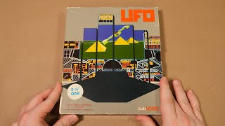 UFO for MS-DOS: Flying Saucer Flight Simulator