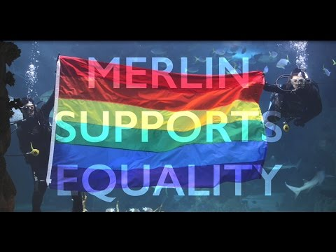 Madame Tussauds Sydney and Merlin Entertainments Group supports equality this Mardi Gras!
