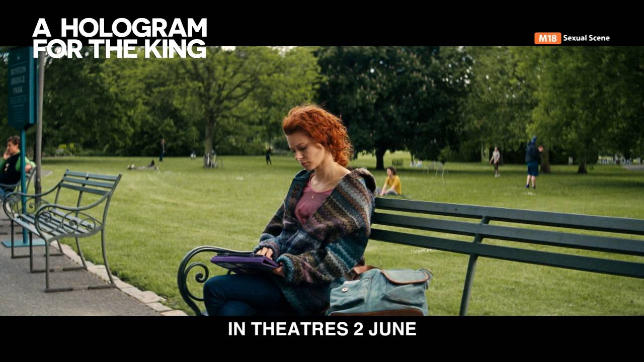 Download A Hologram For The King Official Trailer