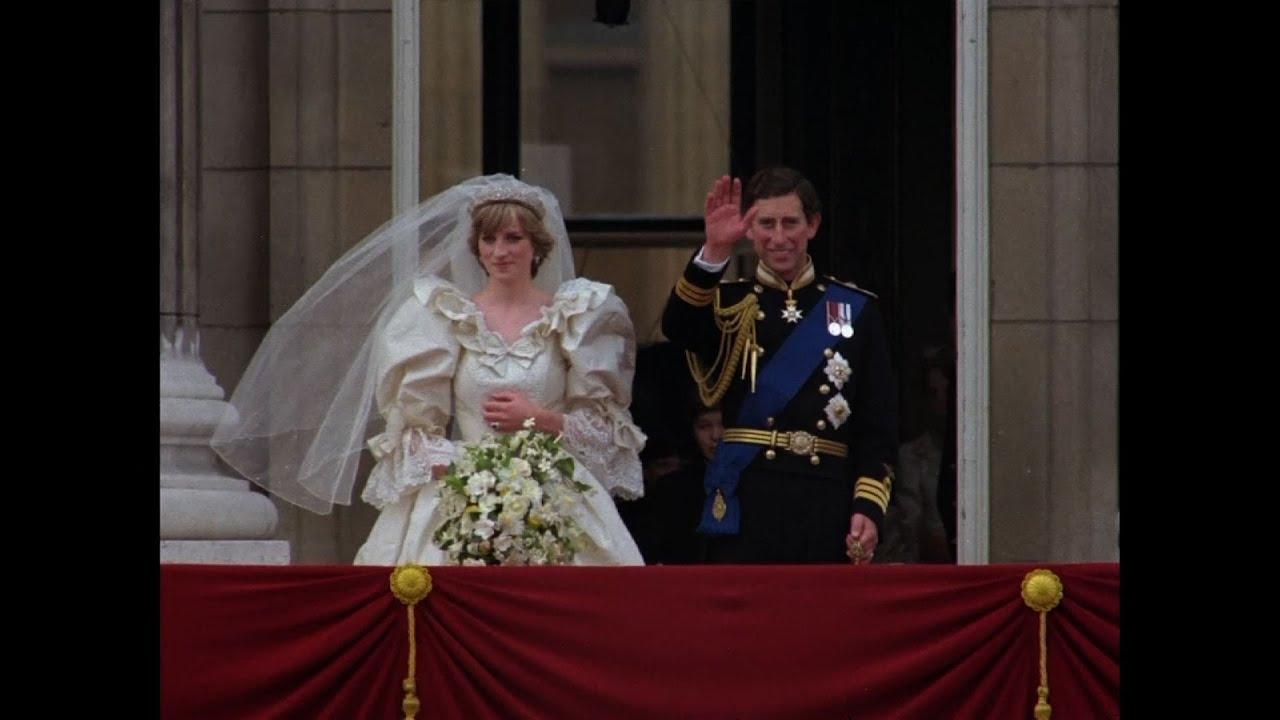 A Slice Of Royal History The Wedding Cake Of Prince Charles