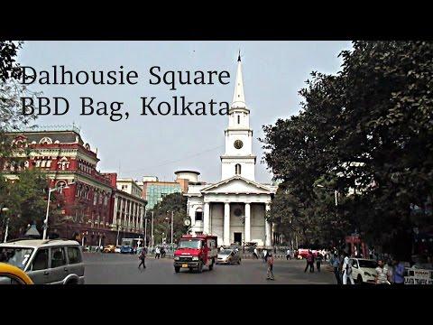 Dalhousie Square | BBD Bag - Heritage of Kolkata City
