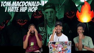 "SHEESH!!! Tom MacDonald - ""I Hate Hip Hop"" Reaction!!!"