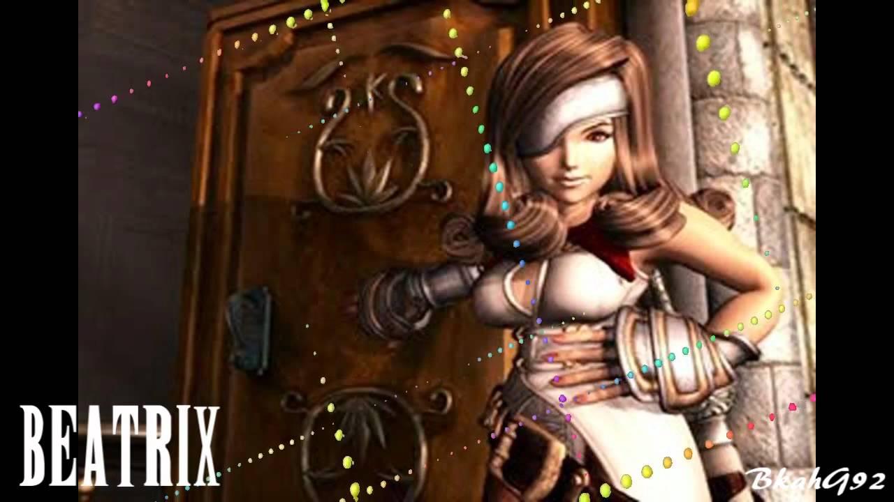 final fantasy female