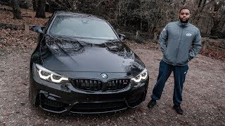 Walkaround MY NEW!! BMW M4 *First Drive*