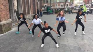 SBMG ft Lil Kleine & Dj Stijco - 4x Duurder ( Dance Video) choreo by Aron Norbert