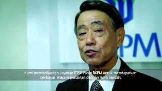 Testimoni PTSP Pusat: PT Yakult Indonesia Persada