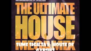 The Ultimate House Megamix part 1