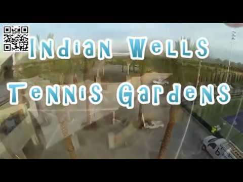 tennis-i.com Indian Wells Tennis Garden and Nobu