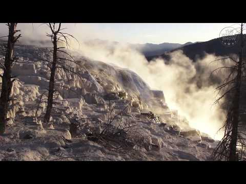 Hot Springs at Yellowstone - 3 Hours of Meditation & Relaxation