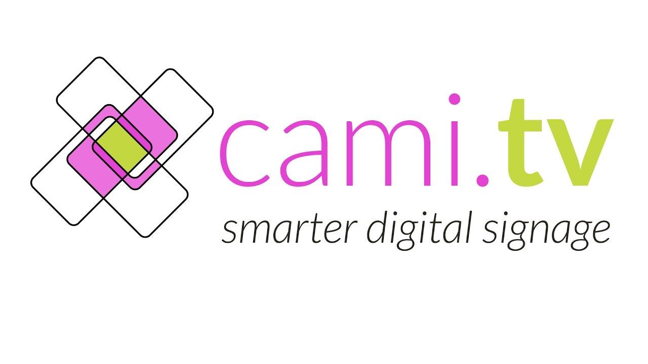 TV Slideshow Digital Signage - Raspberry Pi Content Management (CMS)