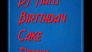 Dj Hans ft Mickey Singh birthday cake