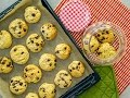 Biskota klasike me copeza Çokollate - Classic Chocolate chips cookies