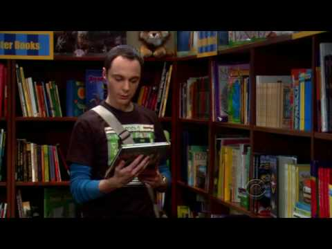 The Big Bang Theory - The Friendship Algorithm