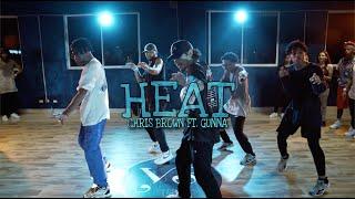 Heat - Chris Brown ft. Gunna| Choreography: CJ Salvador