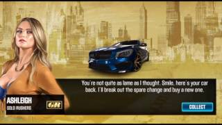 CSR 2 Tier 2 how to beat the boss and claim her the car.