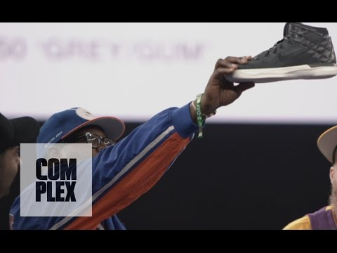 SNEAKER OF THE YEAR:  A DEBATE | Complex Conversations