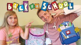 Back To School mojej MŁODSZEJ siostry!