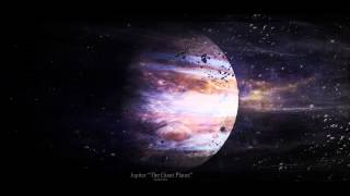 Sounds Of Planet Jupiter • Recorded By Voyager 1 & 2 • 1977