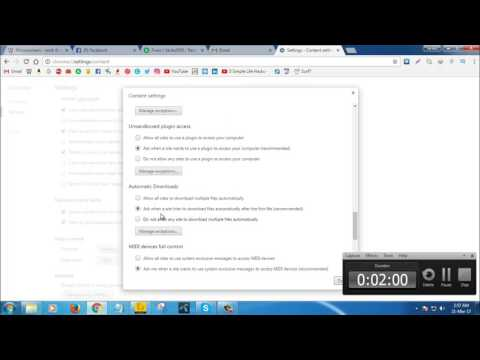 How To Set Up Java In Google Chrome L Google Chrome Java L Solve Java Google Chorome