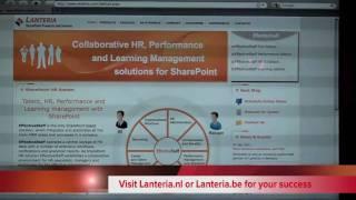 Lanteria & silverside: hr solutions on sharepoint platform