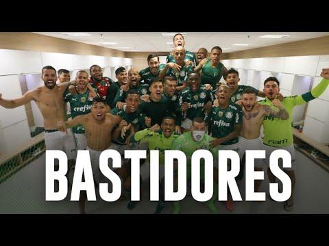 BASTIDORES | CORINTHIANS 0 X 2 PALMEIRAS | SEMIFINAL DO PAULISTA 2021