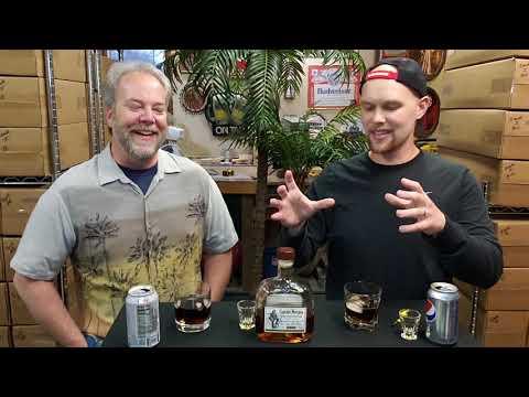 Just Drinking- Captain Morgan Private Stock Rum Review- Roger & Robert