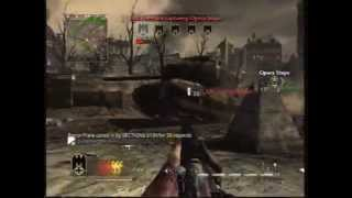 Call of Duty World at War Bolt Action Rifle Slaughter