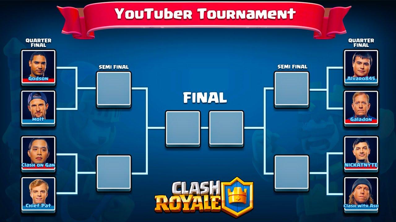 Download Clash Royale YouTuber Tournament  ♦ FULL VERSION ♦ EPIC Battles!