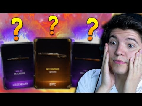 THE LUCKIEST MAN ALIVE! | SUPPLY DROP OPENING (New SMG & Melee Weapons!)