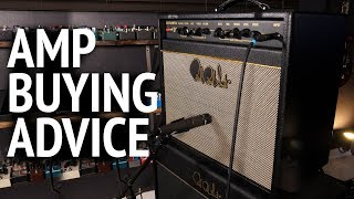 7 tips for buying a guitar amp