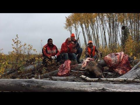 2017 Saskatchewan Moose Hunt