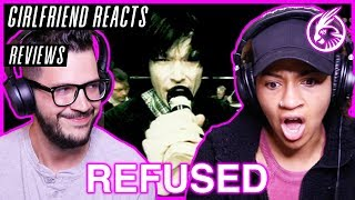 """GIRLFRIEND REACTS - Refused """"New Noise"""" - REACTION / REVIEW"""
