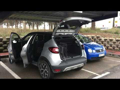 Budget Rental Car Review - Granada Airport, Spain