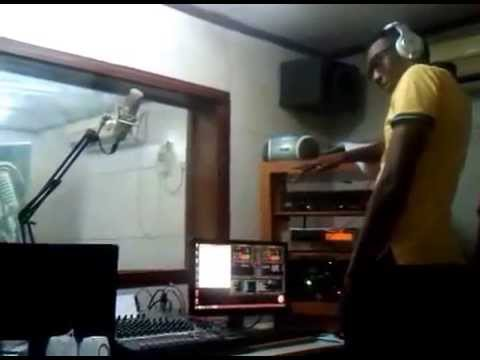 Meet K01 the YORUBA FASTEST RAPPER on radio interview with METRO 97.7 fm, Lagos, Nigeria