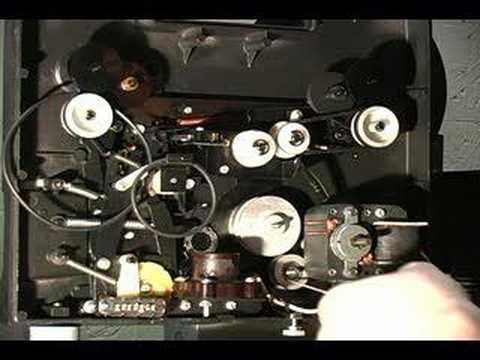 7 Belt Kit. GAF ANSCOVISION Projector Belts,/& Install Instructions Super 8