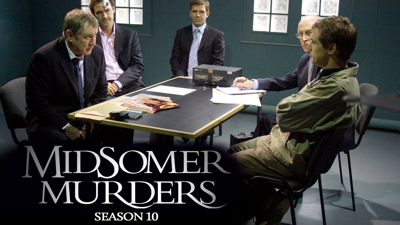 Download Midsomer Murders - Season 10, Episode 1 - Dance with the Dead - Full Episode