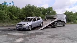 Μυστήριο με το απανθρακωμένο πτώμα σε αυτοκίνητο έξω από την Μεγαλόπολη