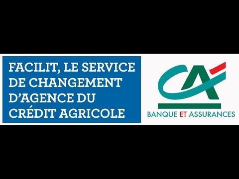FACILIT, le service de changement d'agence du Crédit Agricole