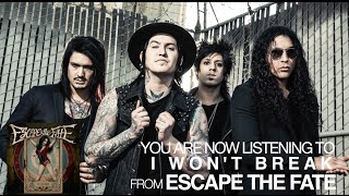Escape the Fate - I Won