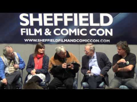 Doctor Who Cosplay compilation with Q & A Session from Sheffield Film & Comic Con