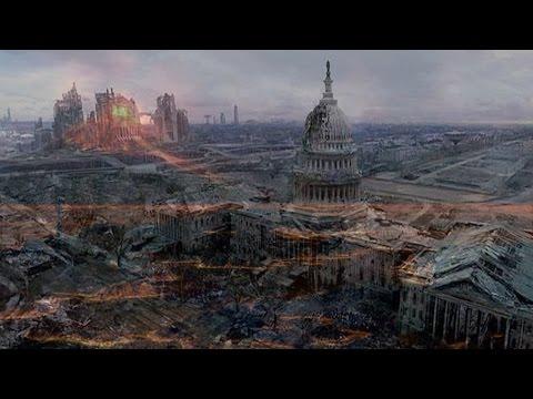 ¿ Que pasaría si Yellowstone explotara ?